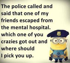 Funny Minions captions 064