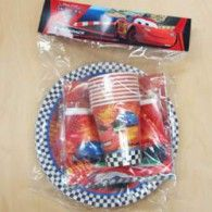 Party Pack 40pc $25.95 A068257 Wholesale Party Supplies, Car Themes, Printed Balloons, Party Packs, Disney Cars, Lunch Box, Packing, Birthday Parties, Delivery