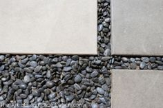 Outdoor patio tile transforms your outdoor space into the outdoor room that you've always wanted. Slate, travertine, concrete -- and we're just getting started. Pebble Patio, Patio Tiles, Outdoor Tiles, Outdoor Flooring, Outdoor Spaces, Cement Tiles, Outdoor Decor, Concrete Stepping Stones, Concrete Steps