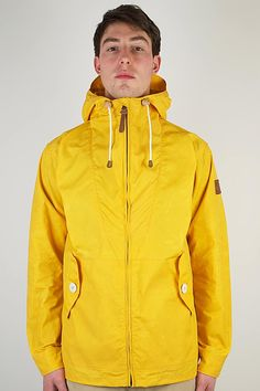 Penfield Boat Yellow Gibson Jacket