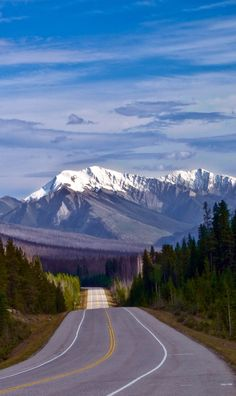 The Road to the Canadian Rockies, Kootenay National Park