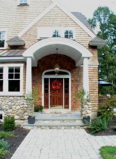 I love this house! <3 front door