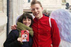 Our Cupids for Desigual Saint Valentine