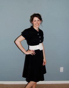The Olive Dress  www.mikarose.com