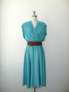 Beautiful Vintage grecian dress $48 #dress