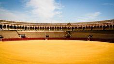 Plaza de Toros, Sevilla, Spain