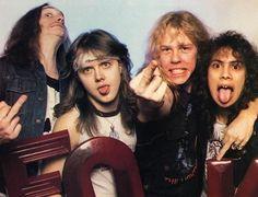 "22 Me gusta, 1 comentarios - Metallica Fan Page (@long_live_metallica) en Instagram: ""#metallica #jameshetfield #kirkhammett #larsulrich #cliffburton #thrashmetal #metallicafamily"""