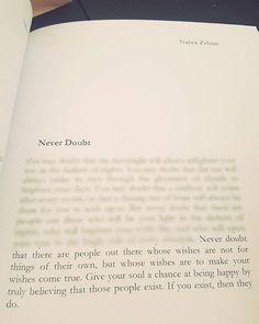 A page from Mind Platter by Najwa Zebian.