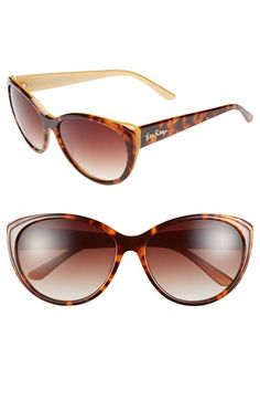 Lilly Pulitzer® 'Camden' 60mm Cat Eye Sunglasses available at #Nordstrom