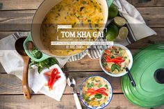One of Thailand's most popular soups from Russ' Crandall's bestselling Paleo Takeout cookbook. This sweet, savory, hot & sour soup hits all the right notes.