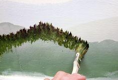 paint background model train - Recherche Google