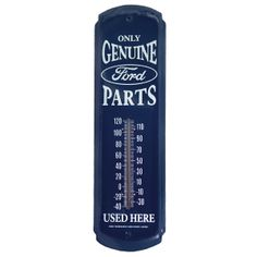 Ford Parts Thermometer