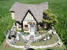 Never Enough Time: Fairy Cottage Quarter Scale