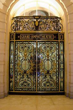 El Gran Anfiteatro - Sorbona, París