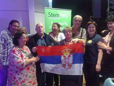 Bulgaria, Serbia, Spain, Lithuania Together!