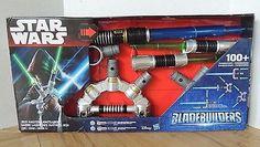 Star Wars Lightsaber Bladebuilders Jedi Master The Force Awakens Episode VII New