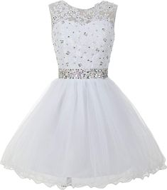 Looking for Mamilove Women's Tulle Short Applique Beading Formal Homecoming Cocktail Party Dress ? Check out our picks for the Mamilove Women's Tulle Short Applique Beading Formal Homecoming Cocktail Party Dress from the popular stores - all in one. Junior Party Dresses, Party Dresses Online, Party Dresses For Women, Dress Online, Formal Dresses, Flower Girl Gown, Simple Prom Dress, Tulle Dress, Fit Flare Dress