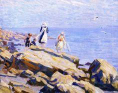 Children on the Rock