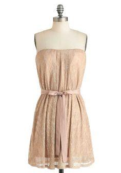 Honey Side of Life Dress | Mod Retro Vintage Dresses | ModCloth.com