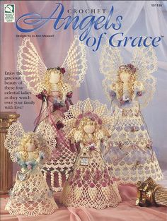 ANGELS OF GRACE - Vera Xangai - Picasa Web Albums VČETNĚ NÁVODU