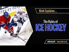 (12) The Rules of Ice Hockey - EXPLAINED! - YouTube