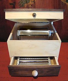 Purchase Pasta Machine Boxes from Artisanal Pasta Tools