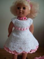 "Pink is So Pretty -18"" very image intense - Free Original Patterns - Crochetville"