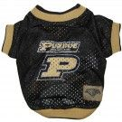 Purdue University Jersey. Officially licensed jersey, made with 100% polyester for easy machine washing.