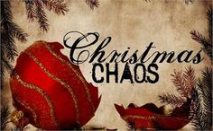 Thinking Out Of The Box: The anxious dyspraxic guide to Christmas chaos