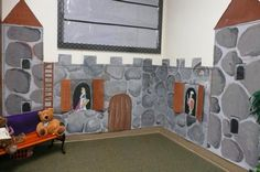 "An awesome ""Fairy Tale"" room  (featured on Clever Classroom Blog)"