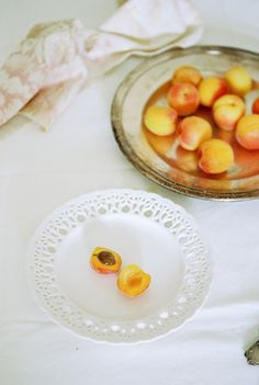 Apricot brulee Tart  Food Film Photography by Suvelle Cuisine