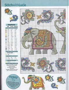 Gallery.ru / Фото #23 - Cross Stitch Crazy 101 август 2007 - tymannost