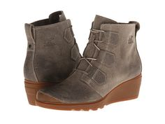 I desperately need these booties. Maybe Santa will bring them....  SOREL Toronto™ Lace
