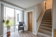 mckenna + associates - Contemporary House Design - Registered Architects & Chartered Building Surveyors House Designs Ireland, Cottage Extension, Farmhouse Renovation, Architect House, House Numbers, Architects, Building A House, House Plans