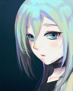 Satsuriku No Tenshi, Yellow Hair, Angel Of Death, Dark Anime, Webtoon, Manga Anime, Angeles, Geek, Fan Art