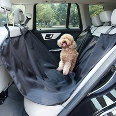 PetsCheer Waterproof Pet Seat Cover for Cars and SUV with Seat Anchors Lifetime Warranty ** To view further for this item, visit the image link.