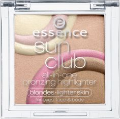 Essence Sun Club All-In-One Bronzing Highlighter Sun Light 01 Ulta.com - Cosmetics, Fragrance, Salon and Beauty Gifts