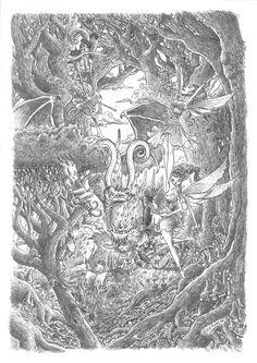 Víctor Rivas Ilustrations: Original a la venta