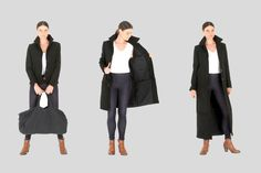 Fed up with paying excess baggage fees every time you fly? Then the Airport Jacket may be just what you're looking for.