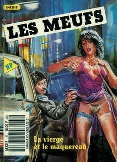 LES MEUFS - N° 33 La vierge et le maquereau