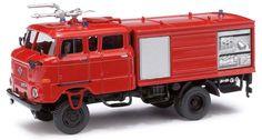 IFA W50 GMK Red