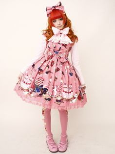 rococo style clothing for women