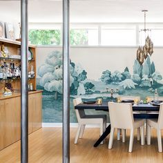 Add Some Drama - How to Live Luxuriously in Small Quarters - Photos