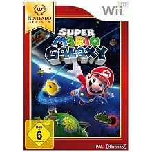 Nintendo Super Mario Galaxy - Action/Adventure Game - Wii - - Shake it! Controlling Mario is as simple as can be with the Wii Remote and Nunchuk. Move Mario with the Control Stick and shake the Super Mario Bros, Super Luigi, Play Super Mario, Wii U, Star Citizen, Mario Kart, Mario Wii, Cry Anime, Anime Art