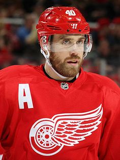 Henrik Zetterberg, Detroit Red Wings - My grandson Henrik is named after him and is already playing hockey at age three.