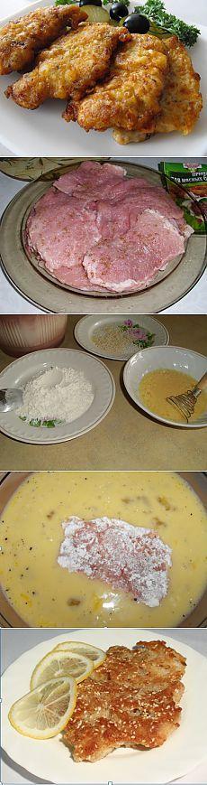 Как приготовить отбивные из свинины? | Рецепты моей мамы
