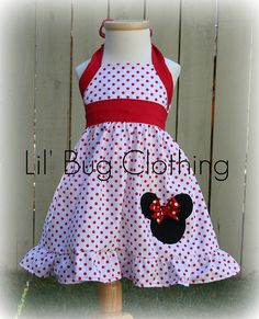 I just love this dress..might have to get if we ever go to disney