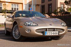 Jaguar XKR - What a beauty!