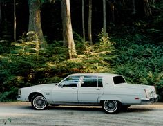 1982 Oldsmobile Ninety-Eight Regency at Whidbey Island, WA