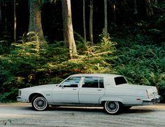 1982 Oldsmobile Ninety-Eight Regency at Whidbey Island, WA